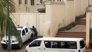 EFCC raids Senator's house