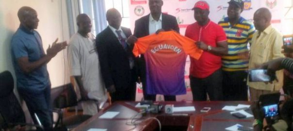 Eguavoen Joins Sunshine Stars