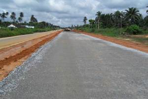 East-West Road [Photo: Gitto Group]
