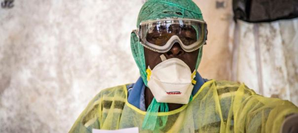 Ebola case in DR Congo