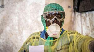 FILE PHOTO: Ebola Virus