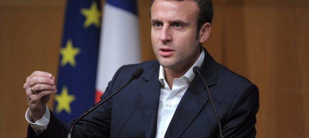 France President, Emmanuel Macron