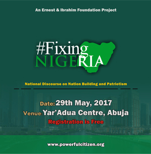 Fix Nigeria advert