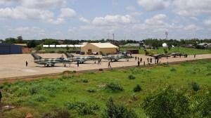 Nigerian Airforce Base [Photo credit: hotels.ng]