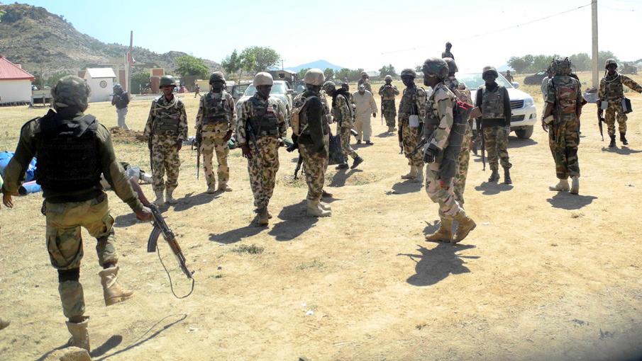 Nigerian soldier arrested supplying ammunition, uniforms to bandits -  Zamfara Govt