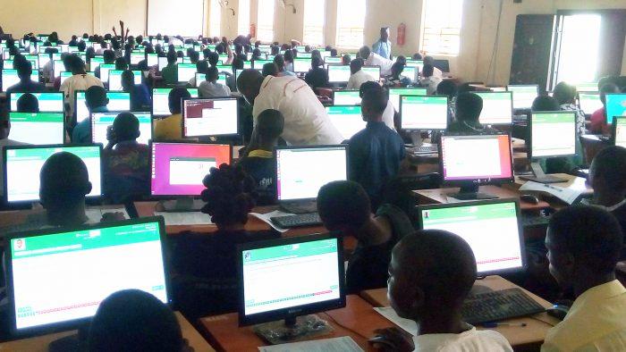 2017 JAMB and UTME computer based examination