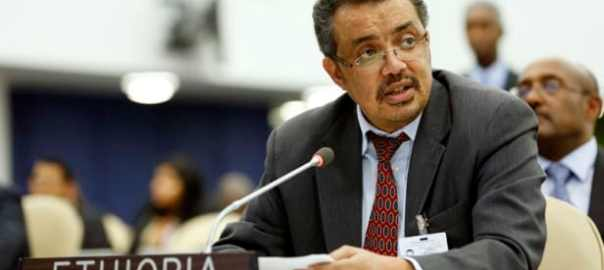 Tedros Adhanom Ghebreyesus [Photo: devex.com]