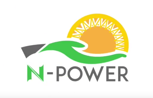 N-Power logo used to illustrate the story.