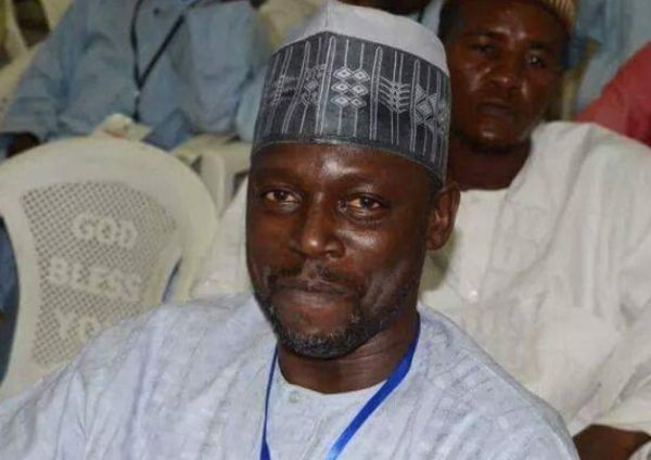 Mr. Abdulkareem, Borno N-power focal person