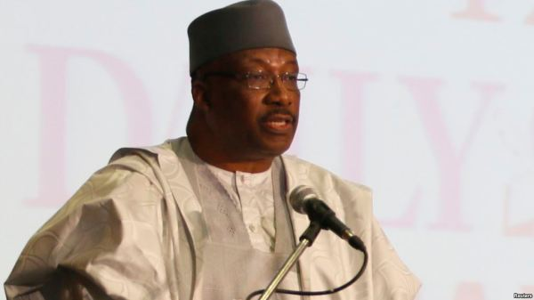Minister of Interior, Abdulrahman Dambazau