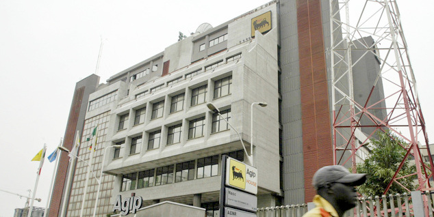 Agip Head office in Lagos