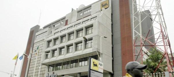 Agip Head office in Lagos