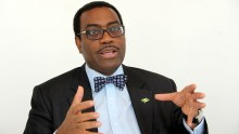Akinwumi Adesina [Photo Credit: CNN]