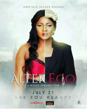 Alte Ego poster