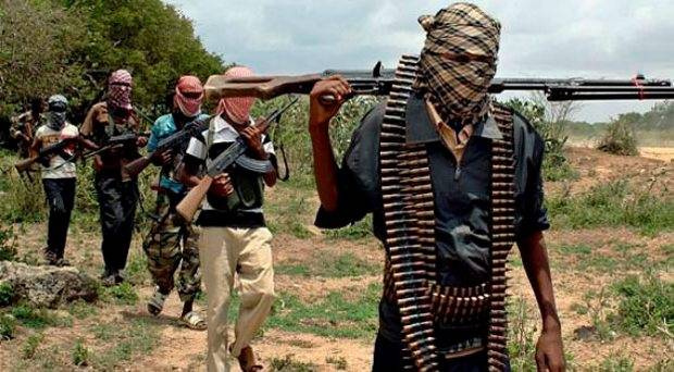Boko Haram militants [Photo: Independent.ie]