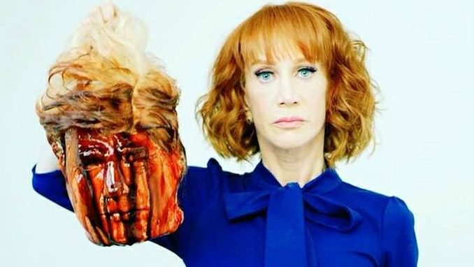 Kathy Griffin [Photo Credit: Snopes.com]