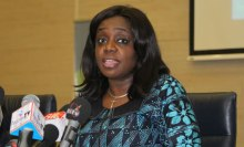 Kemi Adeosun, Minister for Finance [Photo credit: The BusinessPost]