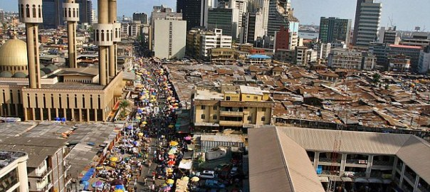 Lagos' Central Business District [Photo: naibuzz.com]