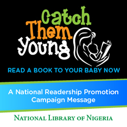 National Library Advert