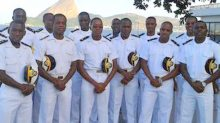 Naval cadet [Photo: Africa Review]