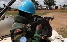 Nigerian UN forces [Photo: Insight on Conflict]