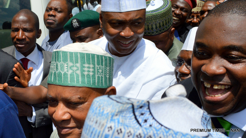 Freedom at last? CCT dismisses all 18 charges against Saraki