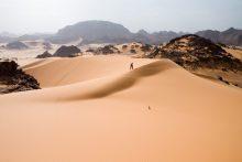 Sahara desert [Photo: Wikipedia]