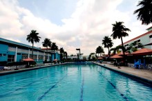 Swimming pool [Photo: Lagos Airport Hotel Limited]