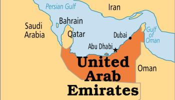 Saudi UAE Egypt Bahrain Cut Ties With Qatar Accuse It Of - Map of qatar and egypt