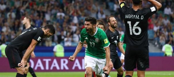 FIFA Confederation Cup: Mexico vs New Zeeland | Image: FIFA.com