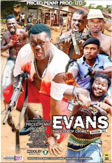 Evans-inspired Nollywood film