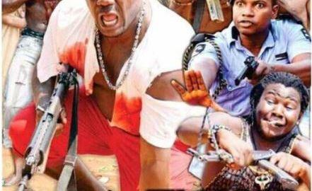 Evans-inspired Nollywood film
