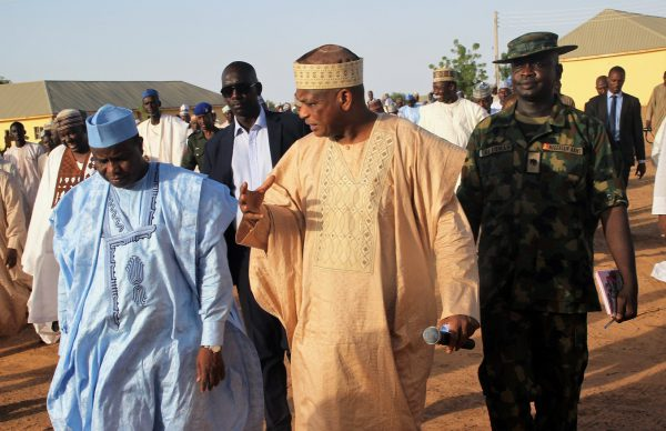 Nigerien Delegation Discuss Security, Economic Ties in Sokoto