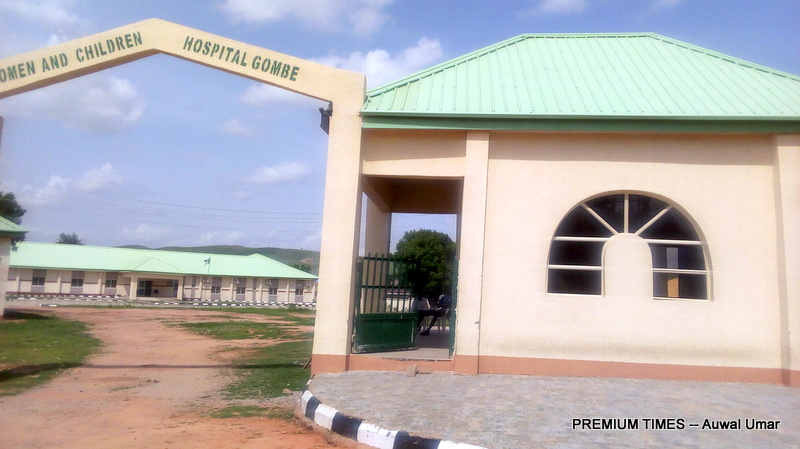 Gombe Women Children hospital