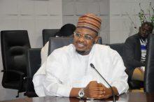 DG NITDA, Dr Isa Ali Ibrahim Pantami [Photo credit: nitda.gov.ng]