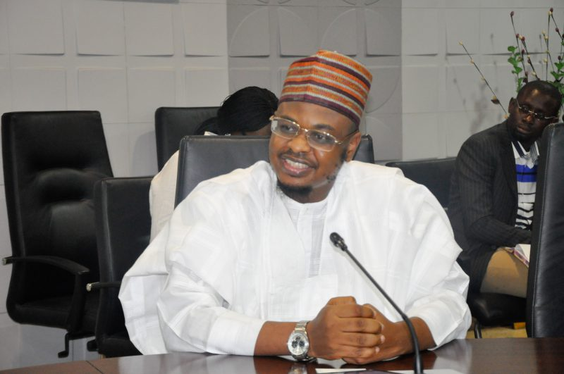 DG NITDA, Dr Isa Ali Ibrahim Pantami, oversees software development and testing guidelines [Photo credit: nitda.gov.ng]