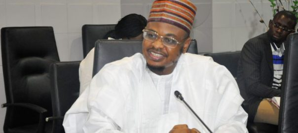 DG NITDA, Dr Isa Ali Ibrahim Pantami, oversees [Photo credit: nitda.gov.ng]