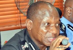 Inspector General of Police, Ibrahim Idris