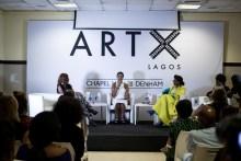 Tokini Peterside ART X Founder in conversation with Mo Abudu, Reni Folawiyo & Bolanle Austen-Peters