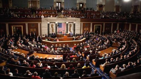 U.S. Congress [Photo Credit: Anadolu Agency]