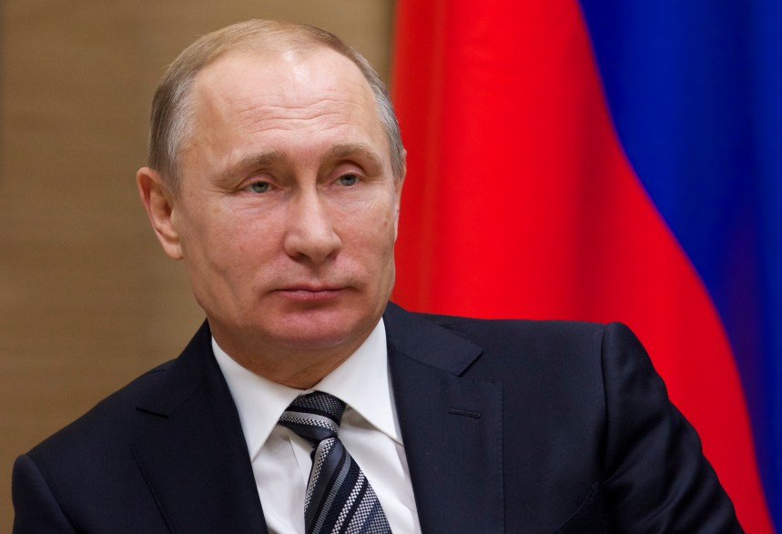 Russian President, Vladimir Putin [Photo Credit: Washington Times]