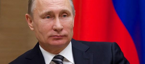Russian President, Vladimir Putin [Photo Credit: Washington Times]