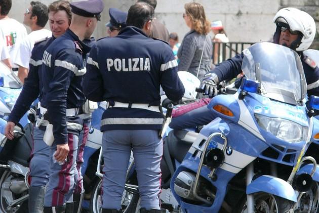 Italian Police [Photo Credit: Business Recorder]