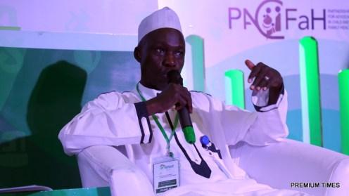 Mr. Suleiman, a representative for NAN.