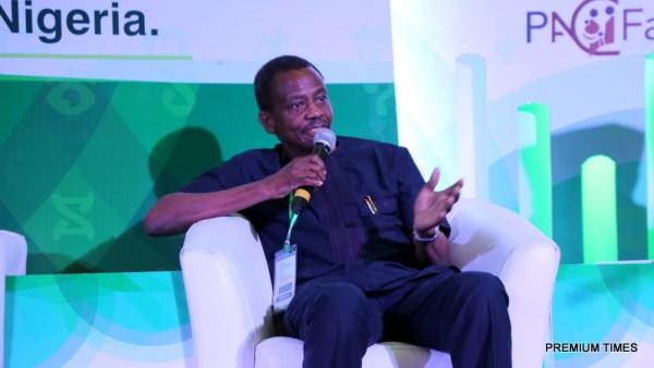 Dr. Daniel Iya, Hon. Commissioner for Health, Nasarawa State