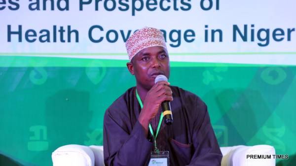 Mohammed Jamil-Zakari, commisioner for agriculture in Nasarawa.