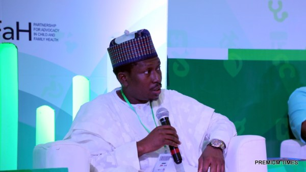 Mustapha Jubril, the health commissioner in Niger State.