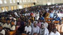 A church congregation [Photo: KokoFeed]