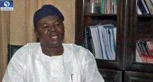 Biodun Ogunyemi, ASUU President [Photo: Channels TV]