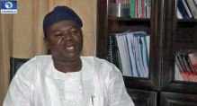 Biodun Ogunyemi, ASUU President [Photo: Channels TV]